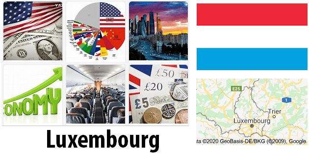 Luxembourg Economics and Business