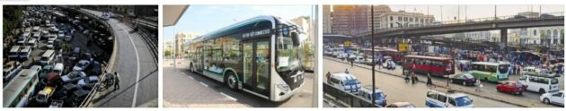 Transportation in Egypt