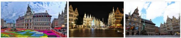 Antwerp, Belgium Sightseeings