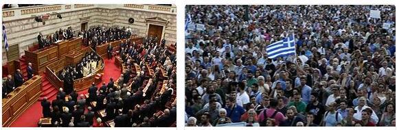 Greece Politics and Economy